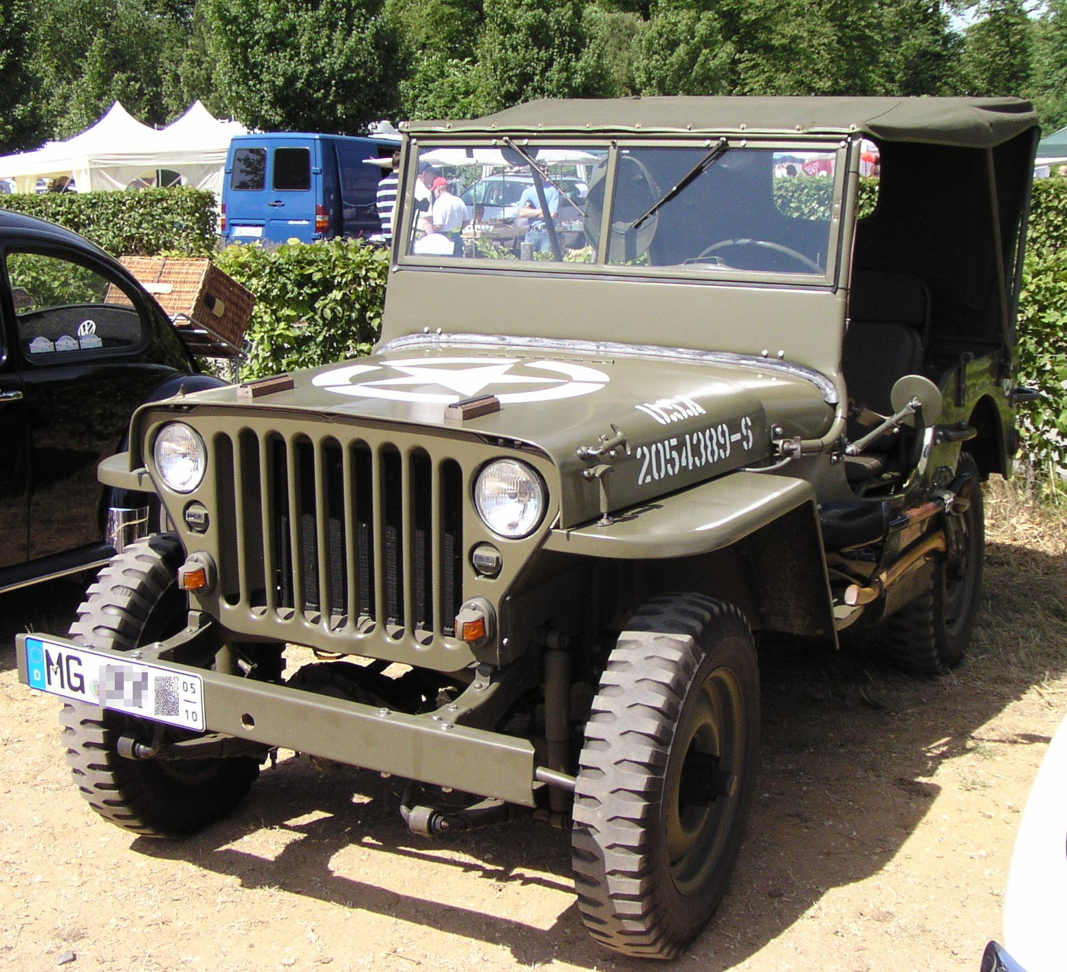 Jeep Willys (MB)